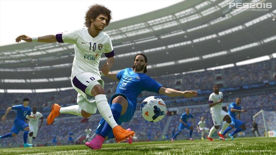 PC GAMES FOR SALES!: Pro Evolution Soccer 2016