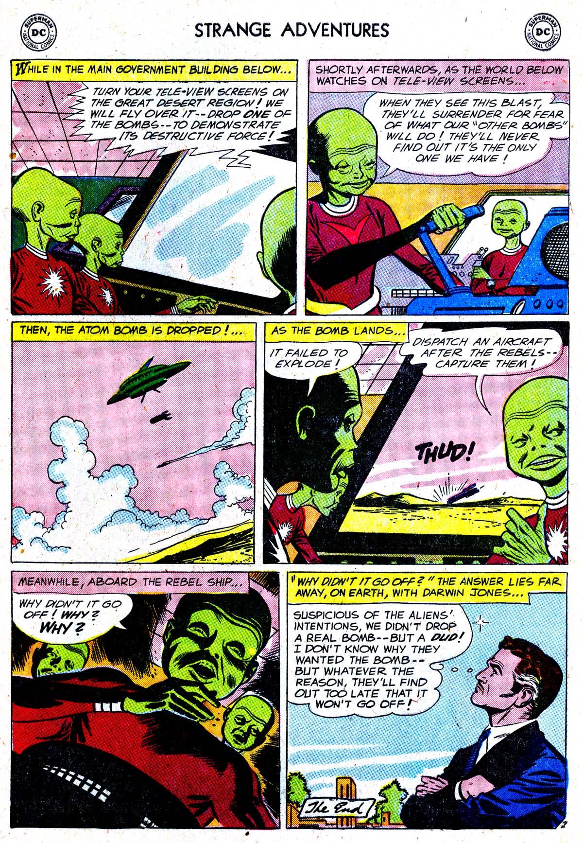 Strange Adventures (1950) issue 88 - Page 9