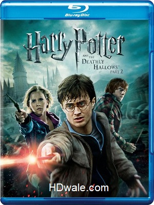 Harry Potter And The Deathly Hallows Part 2 (2011) English BluRay