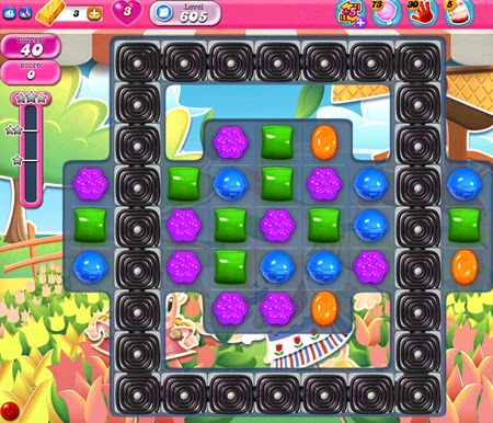 Candy Crush Saga 605