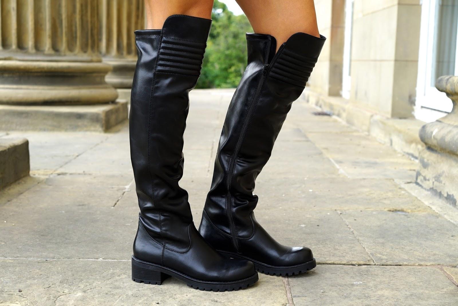 deichmann hanneli mustaparta boots