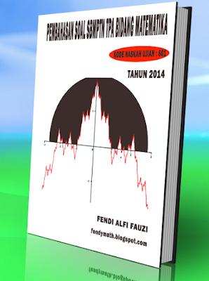Pembahasan SBMPTN TPA Matematika 2014 Kode 601 Format PDF