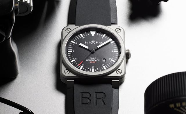 Bell & Ross - BR03-92 Horograph and BR03-92 Horolum