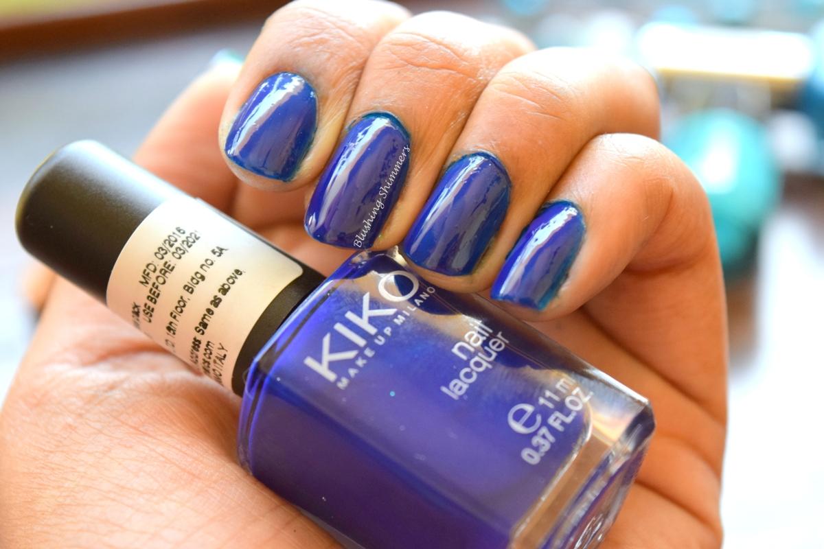 Kiko Milano Nail Lacquer:335