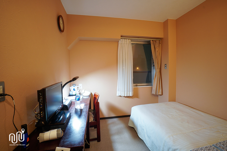 รีวิวโรงแรม Hotel Sharoum-inn 2 ที่พักราคาถูกใกล้สถานี JR HAKODATE