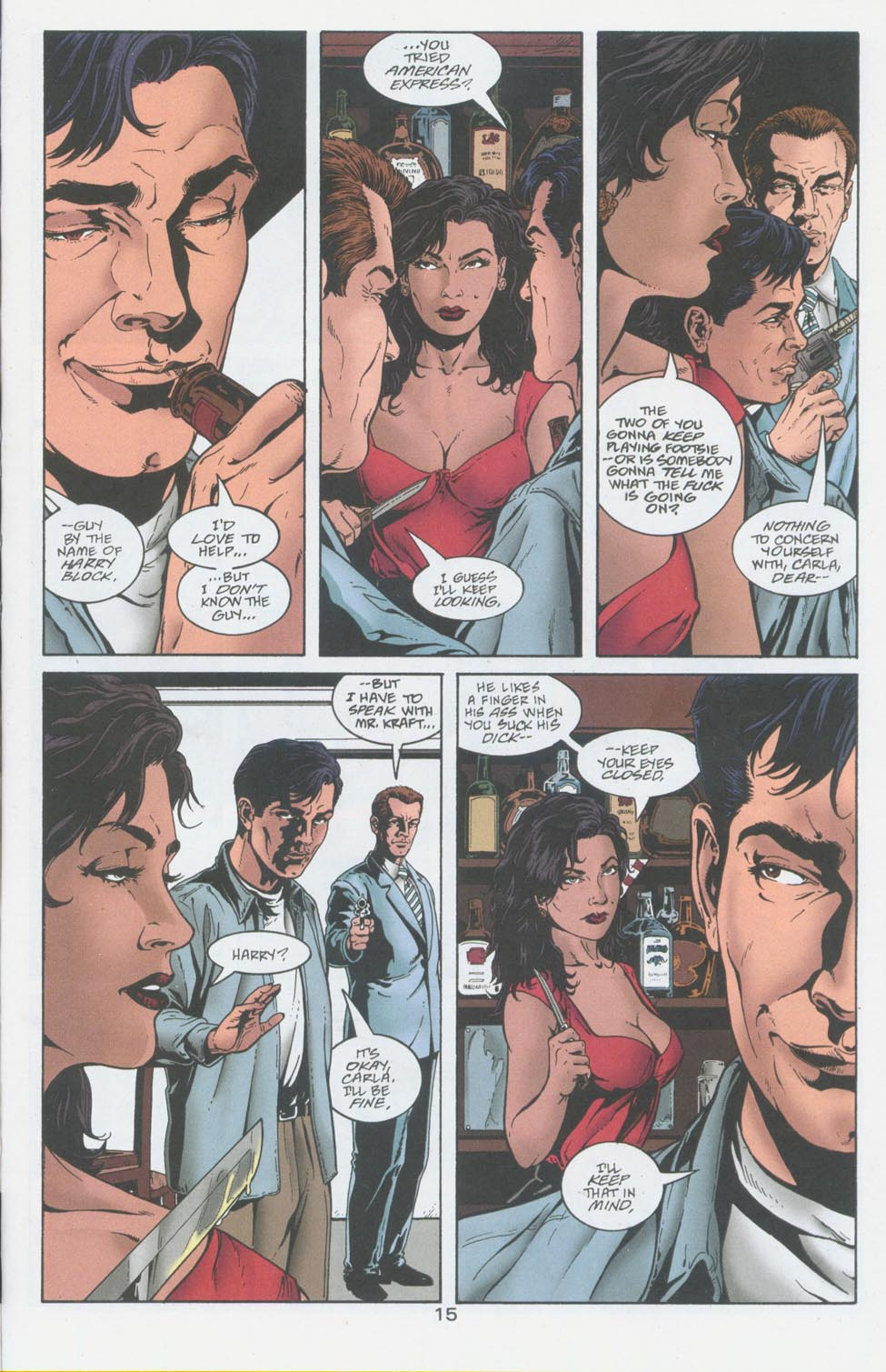 Read online American Century comic -  Issue #3 - 16