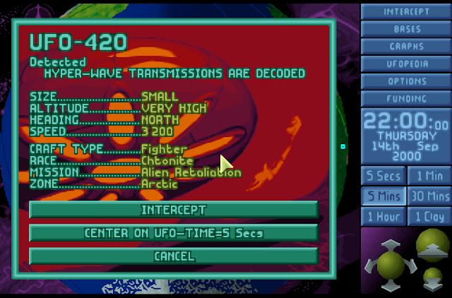 Open Xcom - UFO - 420 Screenshot