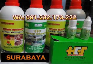 Jual SOC HCS, KINGMASTER, BIOPOWER Siap Kirim Surabaya