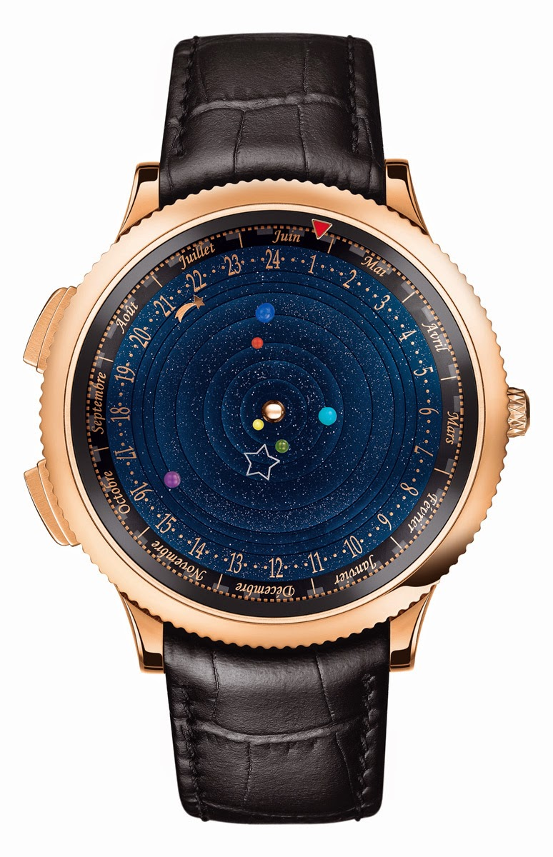 MundoVistazo Al Tu Planétarium PoeticUn Midnight Descubre Reloj R4qc35ALjS