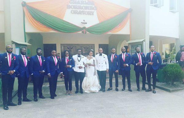 More photos from actor Daniel K Daniel's wedding