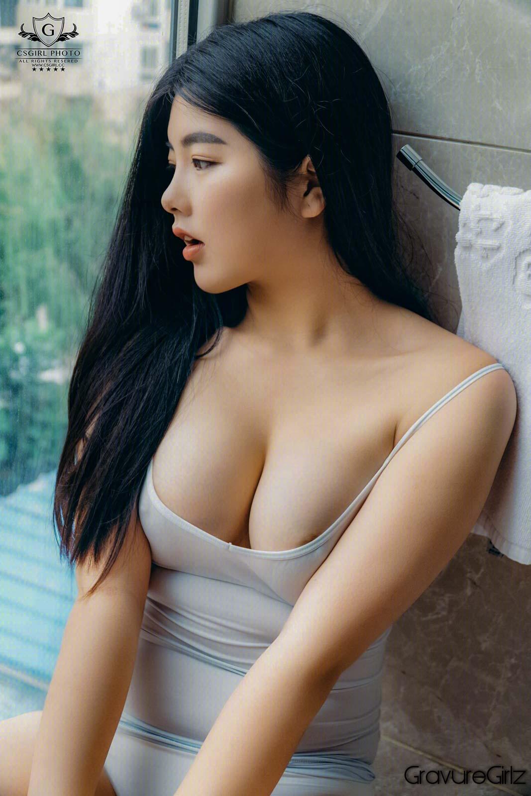 黄可Christine Various Bikini Indoor on Xiuren秀人 | Gravure Girls Idols
