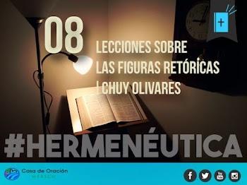 08 Lecciones sobre las Figuras Retóricas | Chuy Olivares