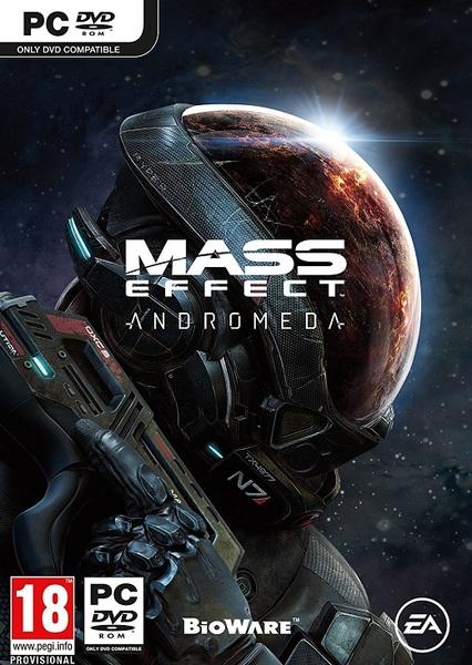Descargar Mass Effect Andromeda: Deluxe Edition [PC] [Full] [Español] [ISO] Gratis [MEGA]