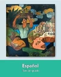 Libro de texto  Español Tercer grado 2020-2021