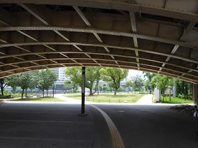 天神橋 中之島公園