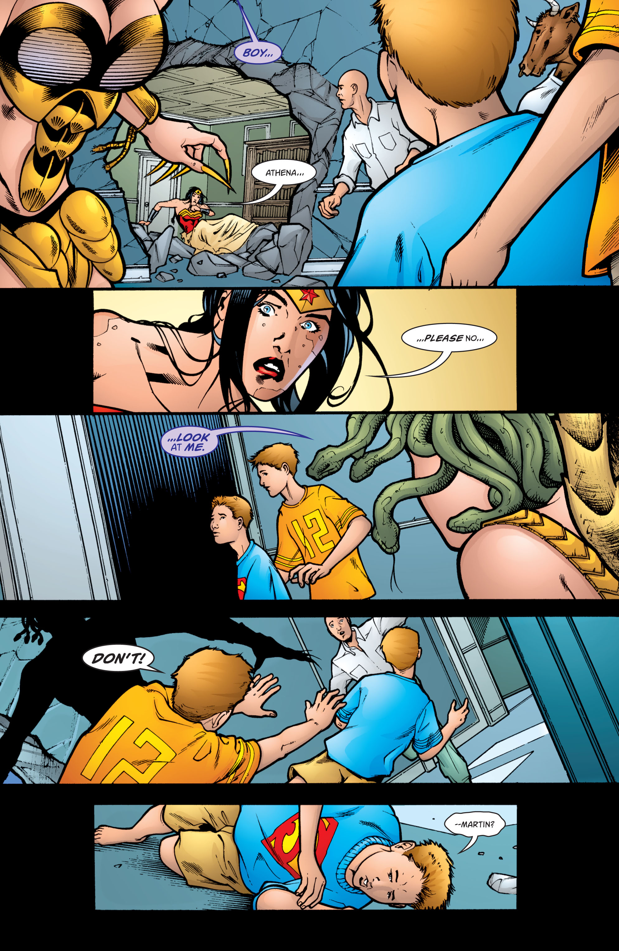 Read online Wonder Woman (1987) comic -  Issue #209 - 14