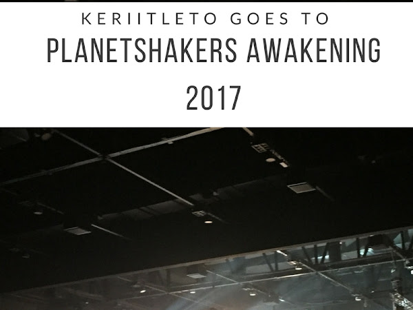 [Life Tips] Planetshakers Awakening 2017