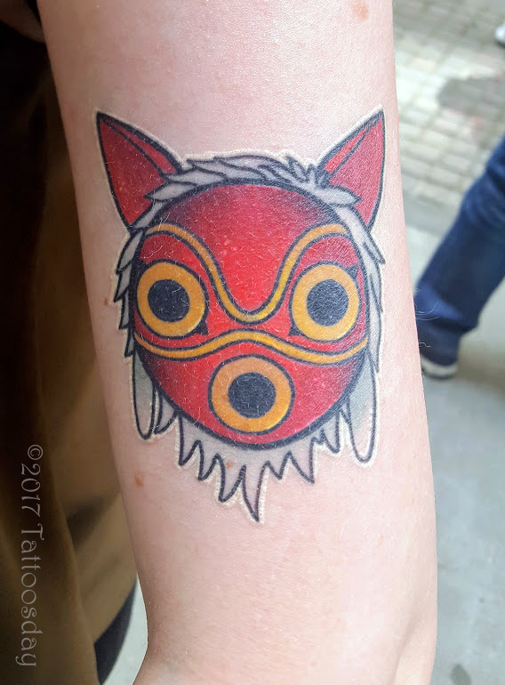 Tattoosday A Tattoo Blog Two Tattoos From Lucy