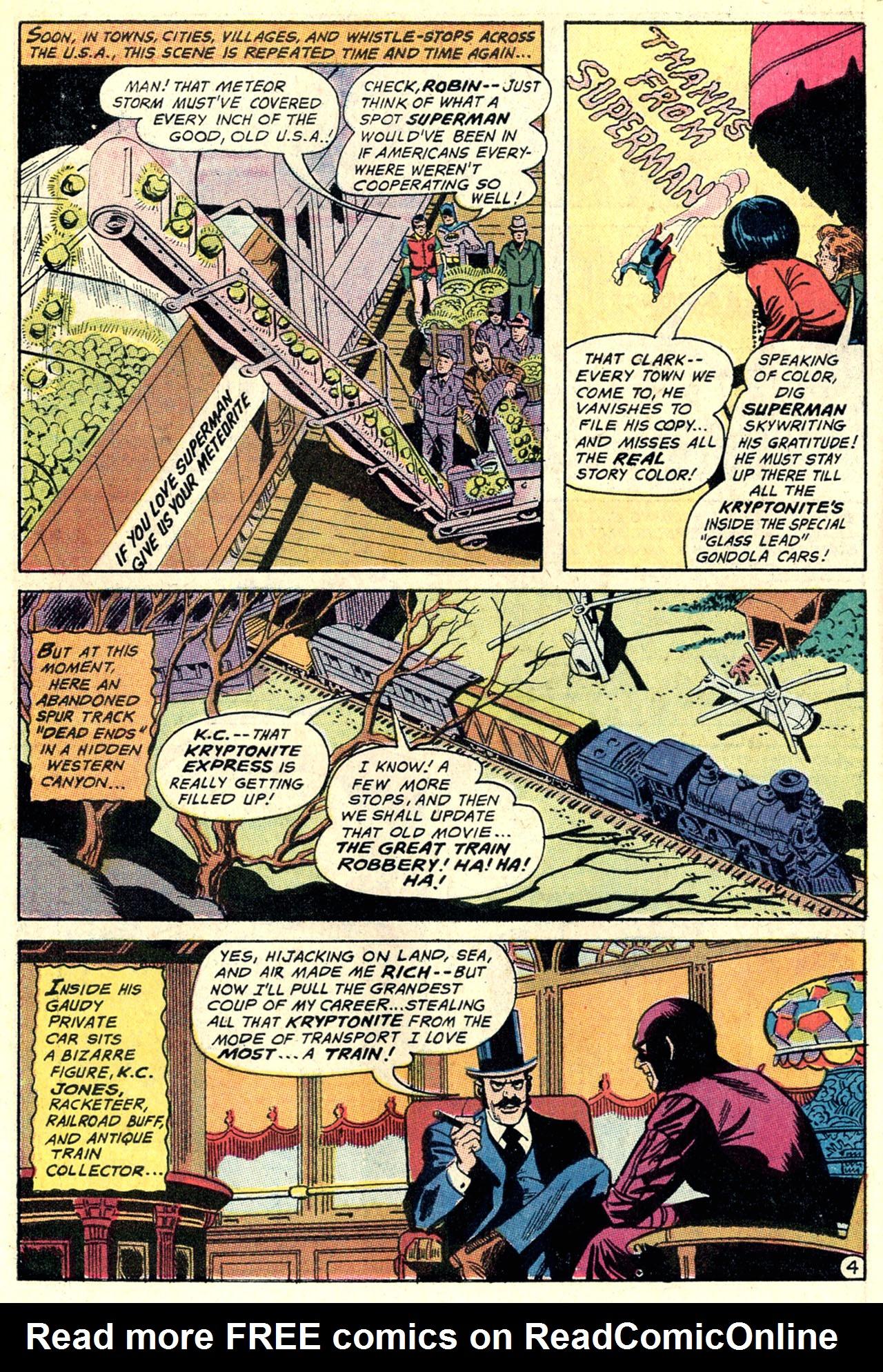 Read online World's Finest Comics comic -  Issue #196 - 6
