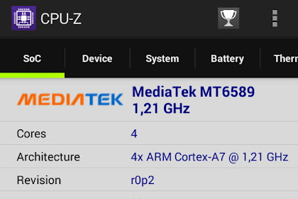 Cara Mengetahui Tipe GPU Android Kamu