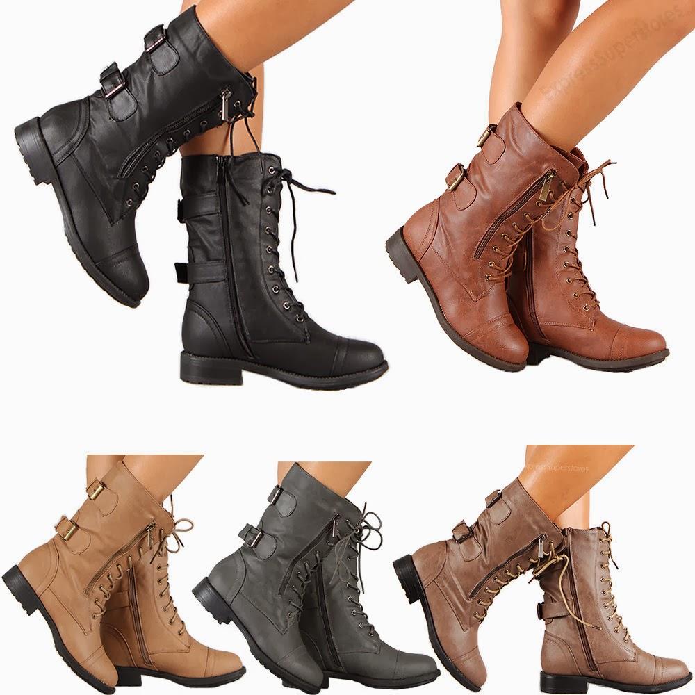 Maravillosas botas y botines de moda  2b081212a5489
