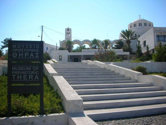 Museum of Prehistoric Thera, Santorini - Ioanna's Notebook