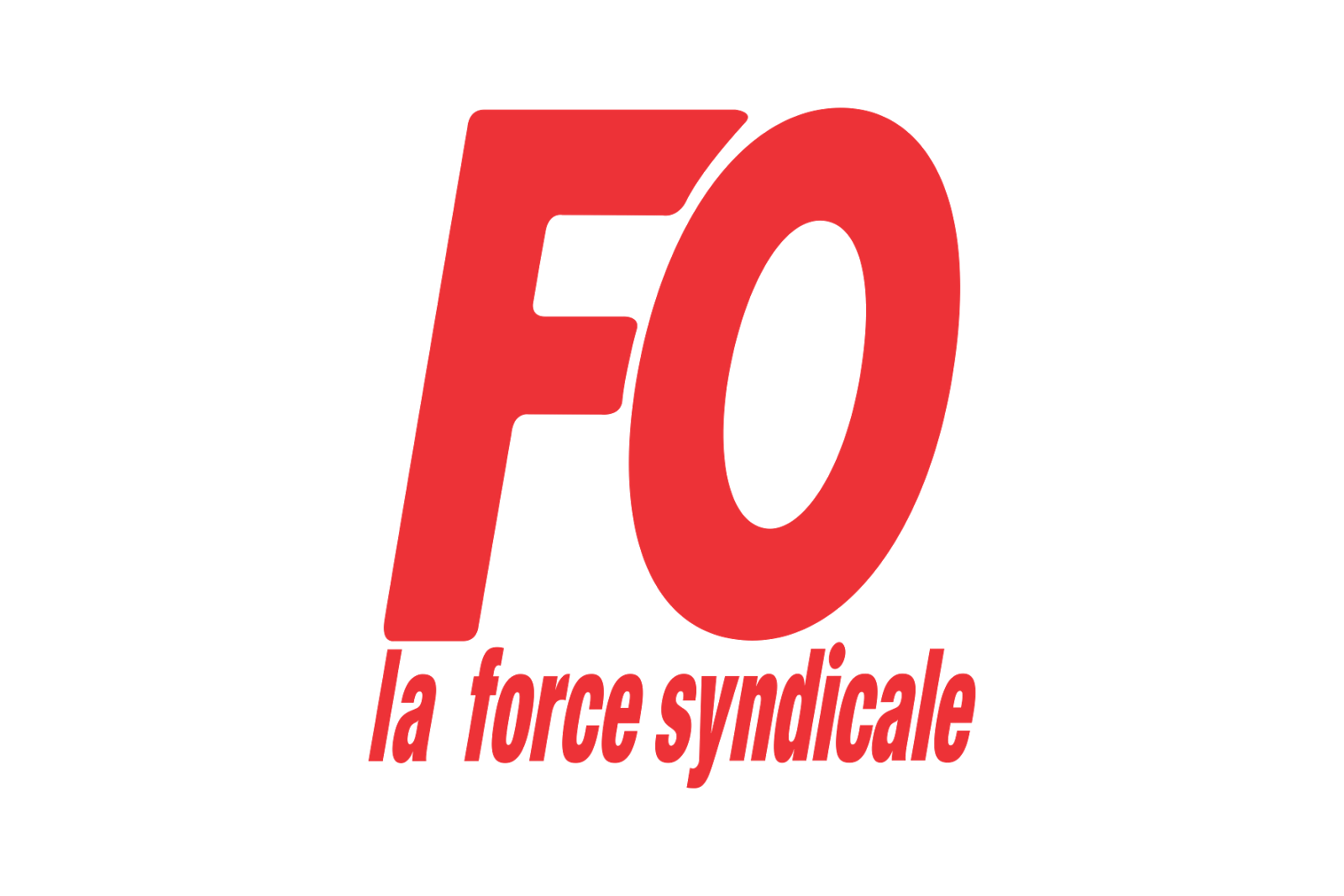 78c652ffaa1 FO La Force Syndicale Logo - logo cdr vector