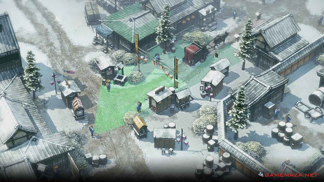Shadow Tactics Blades of the Shogun Gameplay Screenshot 4
