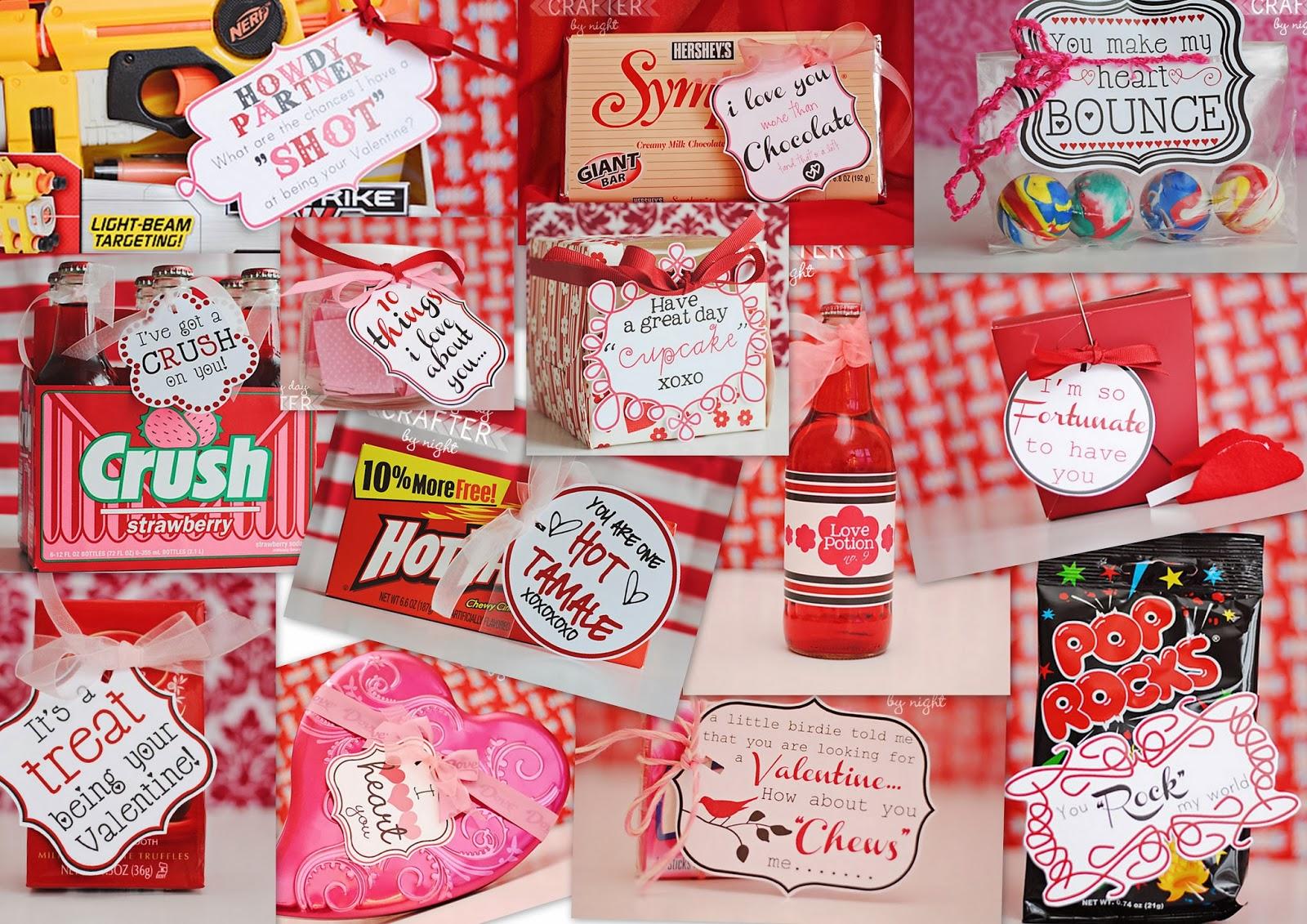 San Valentín: Etiquetas para Imprimir Gratis.   Ideas y material ...