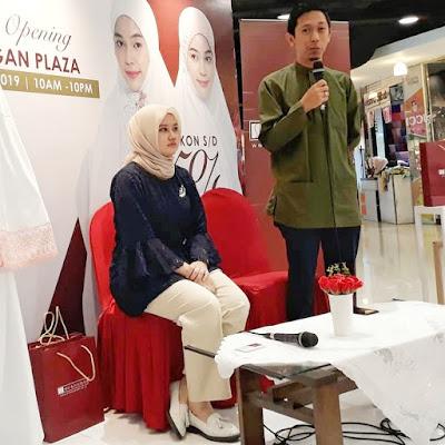 CEO mukena Siti Khadijah