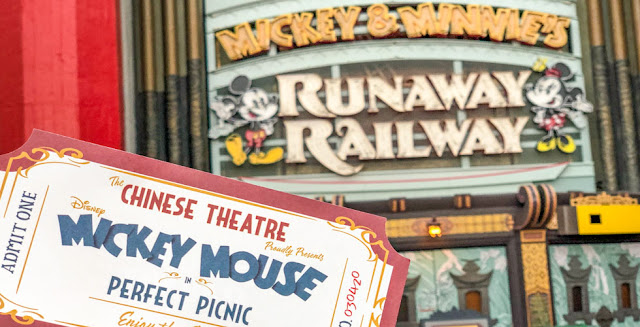 Mickey and Minnie's Runaway Railway Preview details