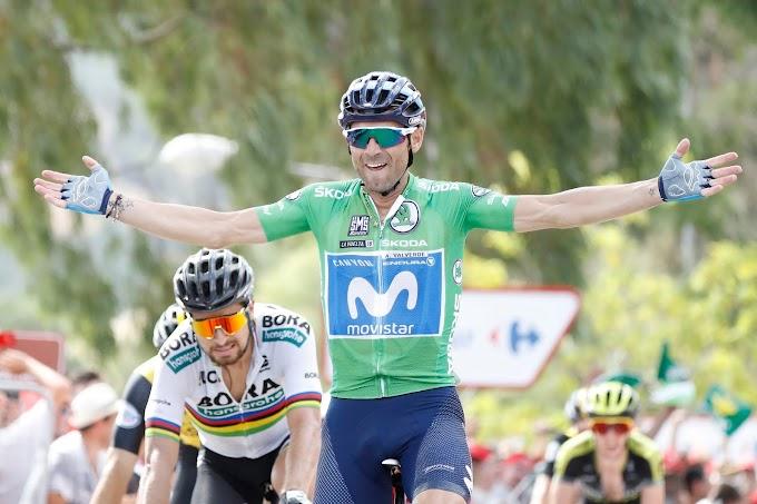Vuelta a España 2018 - 8ª etapa