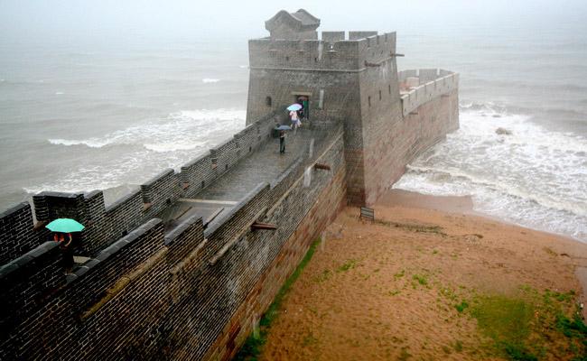 Xvlor Great Wall of China is bastion of defense to deter the northern invaders