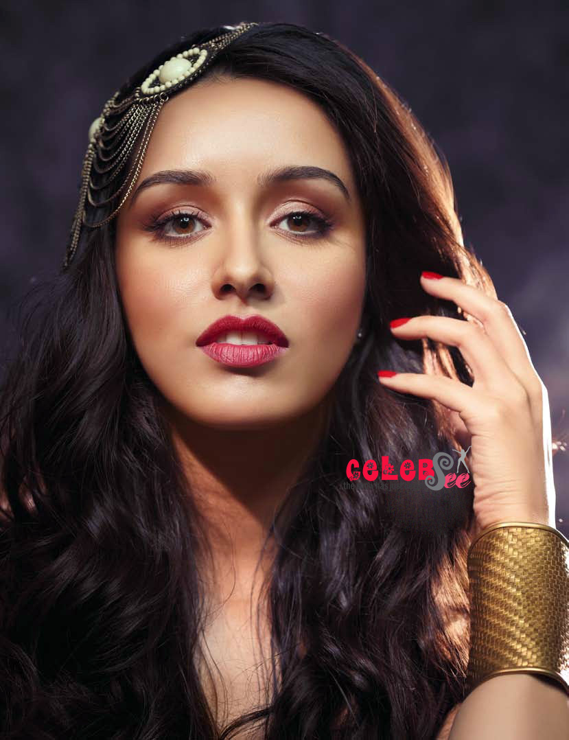 Celebsview Spicy Bollywood Hot Actress Shraddha Kapoor-6226
