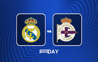 Real Madrid vs Dep. La Coruna – Highlights