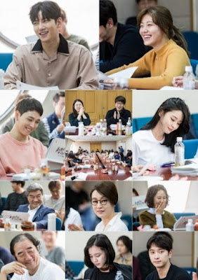 Sinopsis / Cerita [K-Drama] Suspicious Partner (2017)
