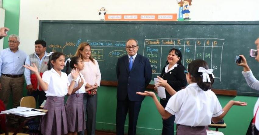 MINEDU: Ministro de Educación pide desde Piura unidad por los escolares de todo el país - www.minedu.gob.pe