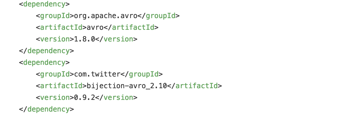AVRO Data Processing in Spark Streaming + Kafka | Chandan Prakash's Blog