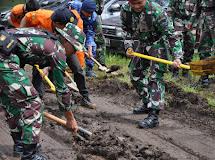 Asisten Operasi Mengapresiasi Latihan Penanggulanagan Bencana Alam Oleh Semua Unsur Yang Terkait