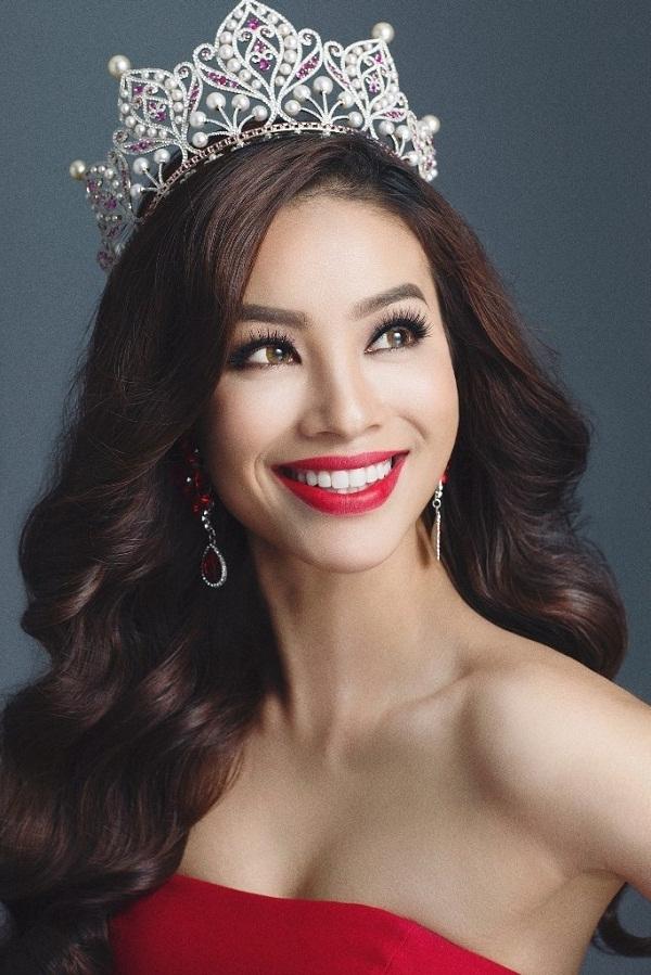 Phạm Hương - Hoa hậu hoàn vũ 2015 4