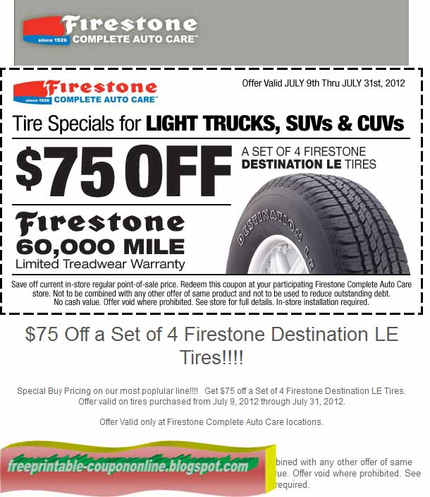 Top Firestone coupon: Off. Find 22 Firestone coupons and promo codes for December, at blogdumbwebcs.tk