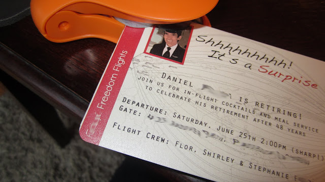 golden dreemz  how to make an airplane ticket invitation