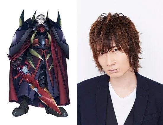 Tomoaki Maeno sebagai Abyss=Trinity