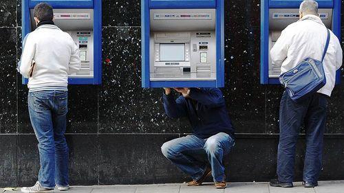 Данные снимают прямо в банкоматах