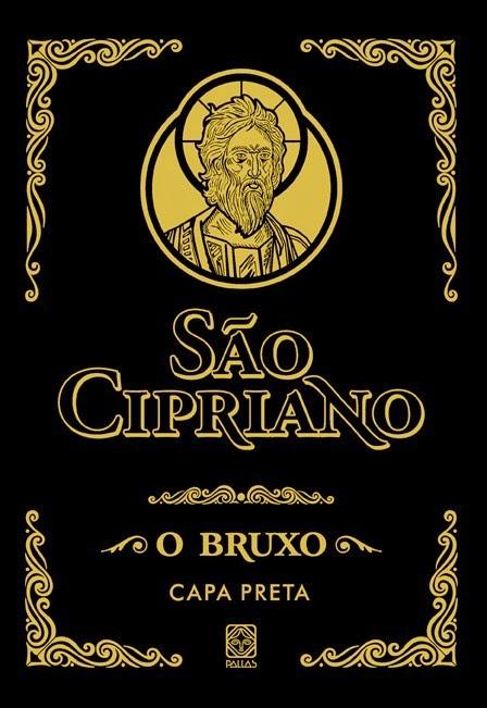 Capa do Livro de São Cipriano