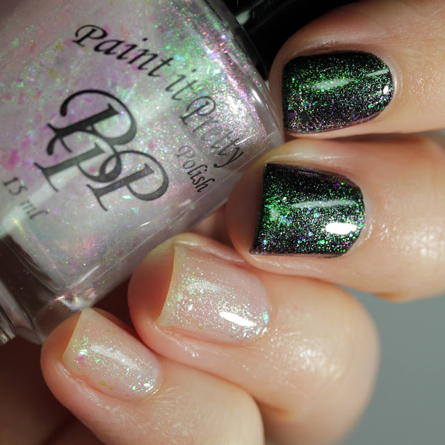 Paint It Pretty Polish I Looked At Him and Saw Myself swatch by Streets Ahead Style