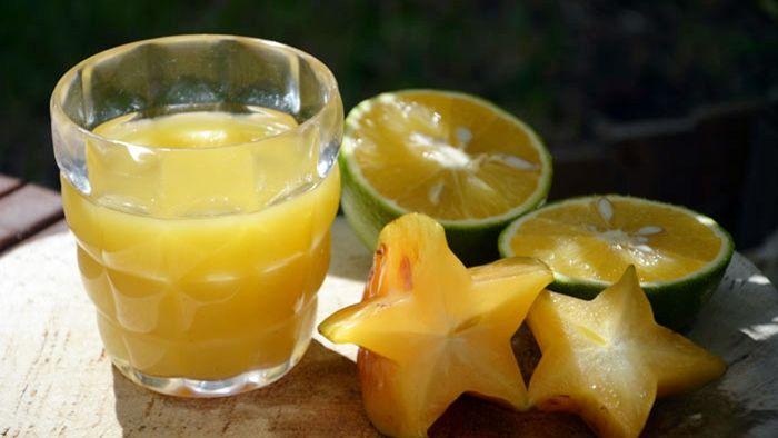 Aneka jus belimbing mix dan cara membuatnya