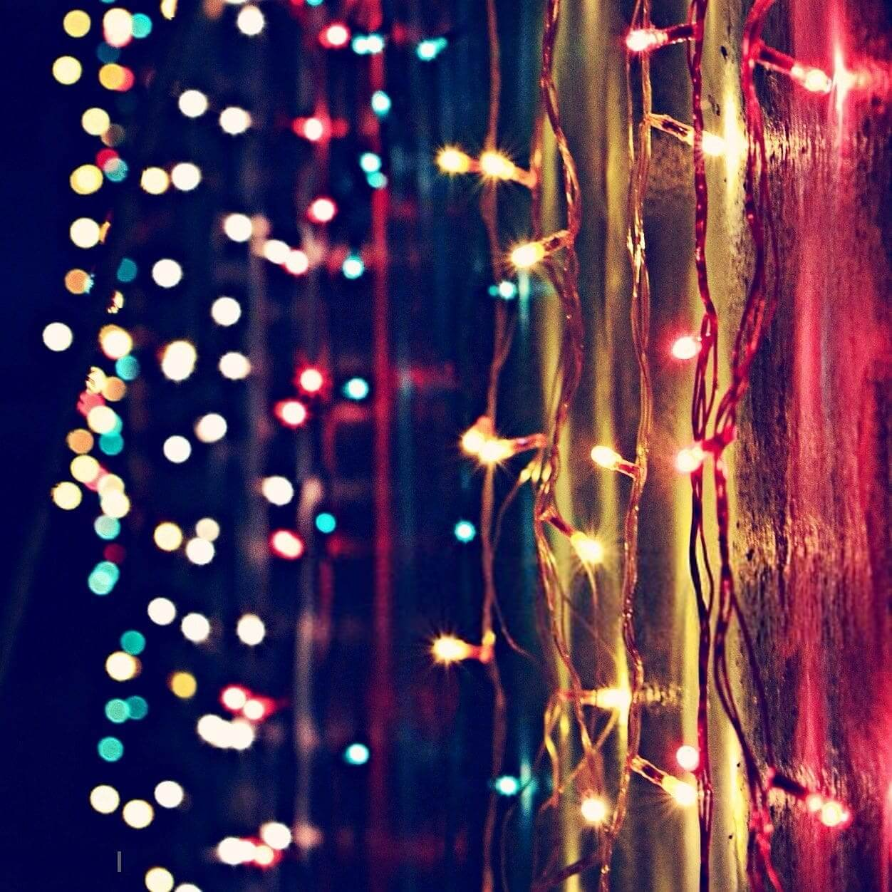 Christmas Light Background Images