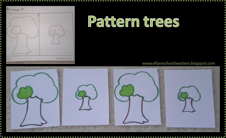 Esl Efl Preschool Teachers Garden Theme Resources For The