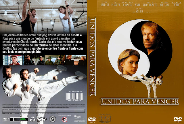 Capa DVD Unidos Para Vencer (Sidekicks) [Exclusiva]